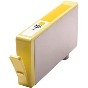 Cartucho de Tinta Compatível MyToner para HP HP 935XL Amarelo C2P26AL C2P26AN | Officejet 6230 6830