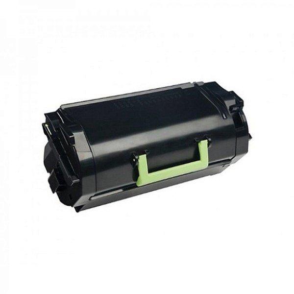 Toner Lexmark 624H 62DBH00 | MX710 MX711 MX810 Compatível