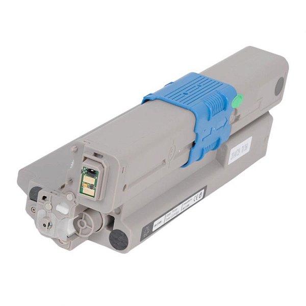 Toner Compatível MyToner para Okidata 469803 469801 Preto   C310 MC351 C310N MC361DN C330 MC561