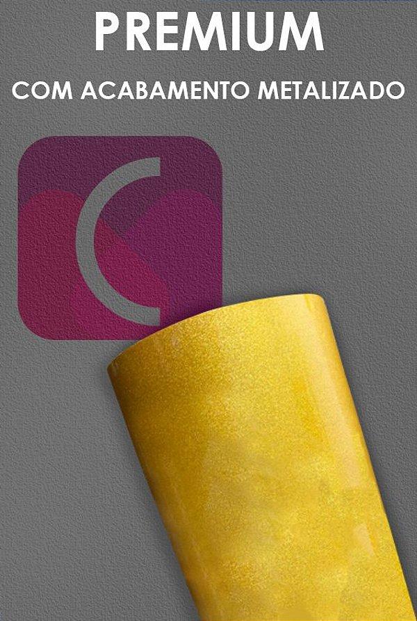 Filme Metálico Premium Colorjet para Plotter de Recorte