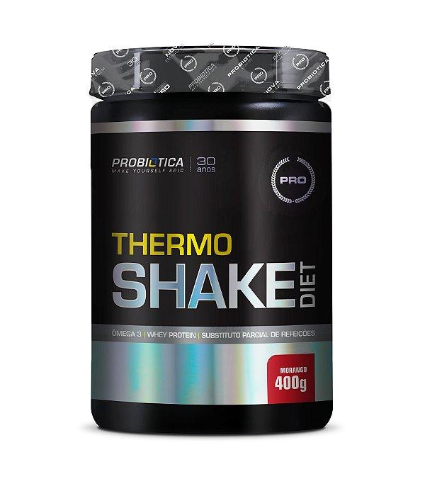 Thermo Shake Diet Morango - 400g (PROBIÓTICA)