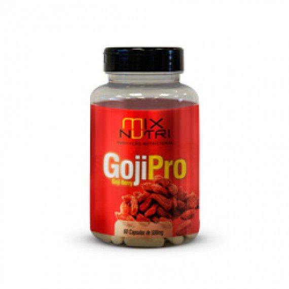Goji Berry Pro 500mg - 60 Cápsulas (MIX NUTRI)