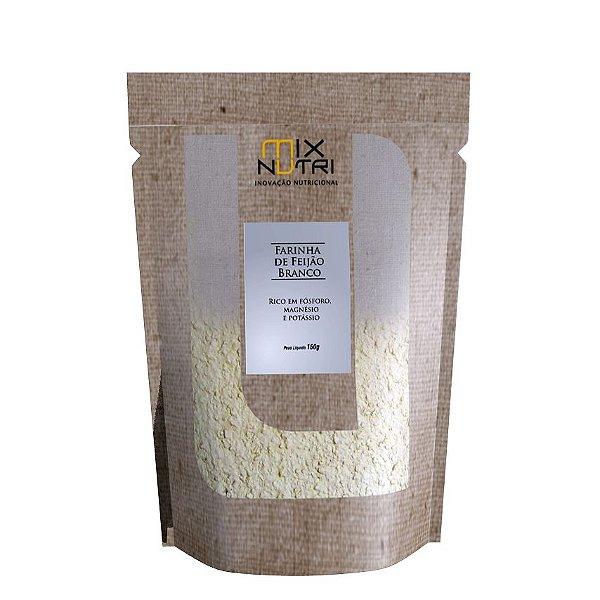 Farinha de Feijão Branco - 150g (MIX NUTRI)