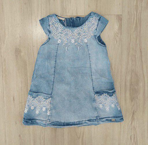 Vestido jeans petit cherie 2019
