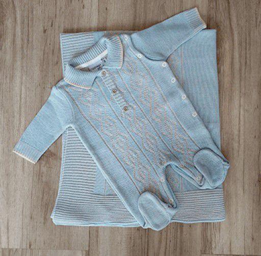 Kit Maternidade Losango - Noruega - Roupa infantil e roupa de bebê ... 396b7f625ad49