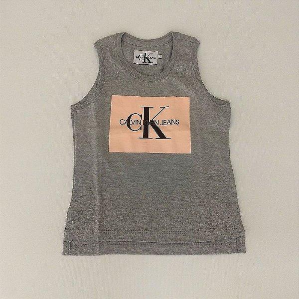 c9b525270aea Regata Infantil Feminina Ck - Calvin Klein - Roupa infantil e roupa ...