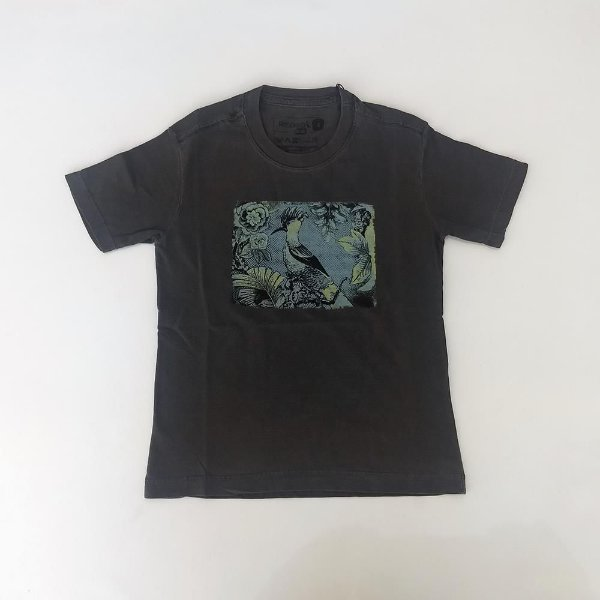 415c1b67193 Camisa Infantil Masculina - Reserva Mini - Manga Curta Pica Pau Flores