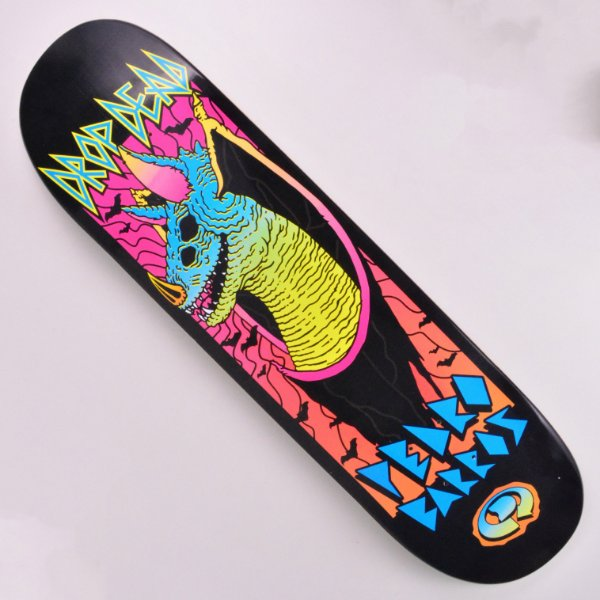 Shape Skate Drop Dead Maple Pedro Barros 8.5""