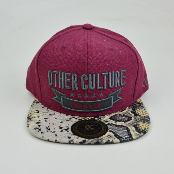 Boné Other Culture Snapback Never Stop