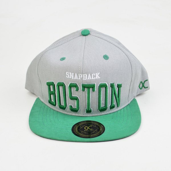 Boné Other Culture Snapback New Boston