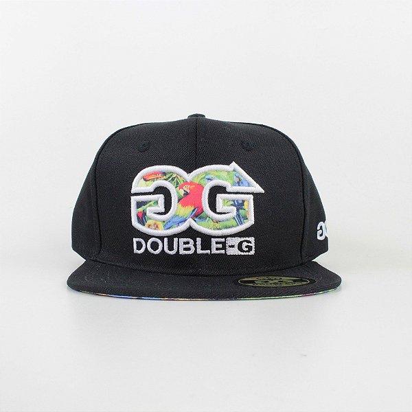 Boné Snapback Double-G Tucanos