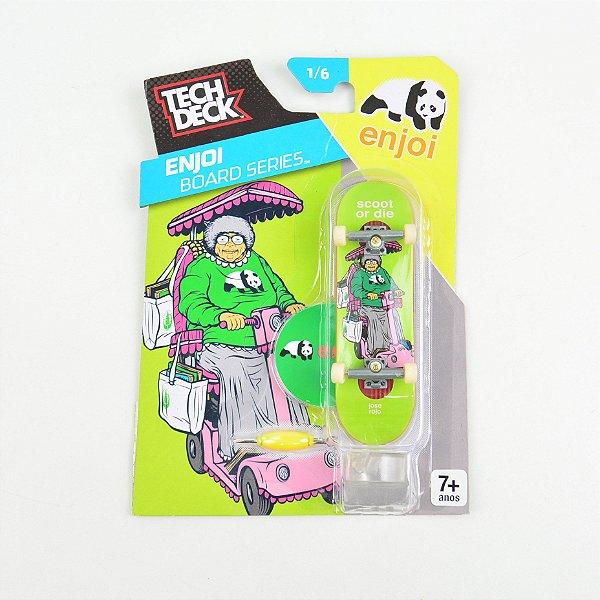 Tech Deck Enjoi Scoot Or Die 1/6