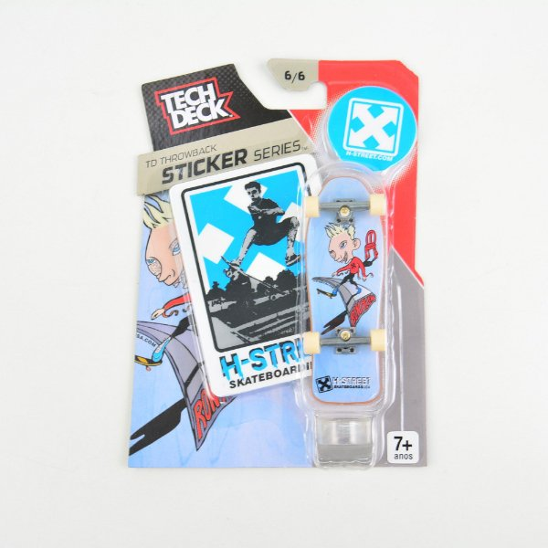 Tech Deck H-Street Sticker 6/6