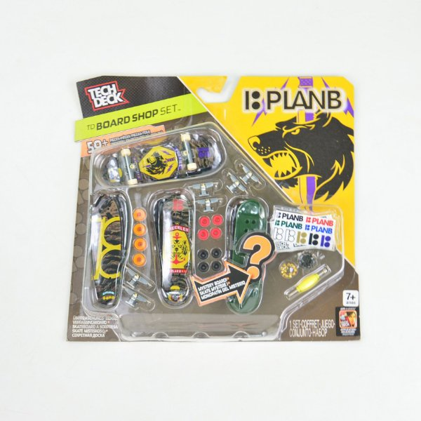 Tech Deck Board Shop Plan B
