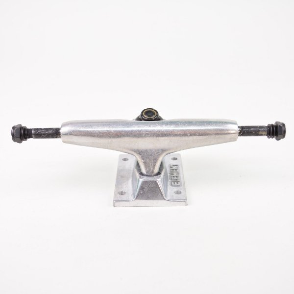 Truck Skate Element Phase 2 Raw Silver 127mm
