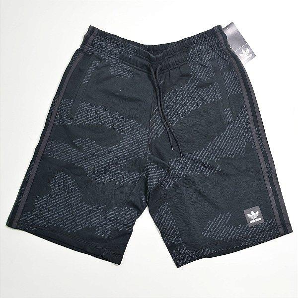Bermuda Adidas Chillaxing Black Carbon