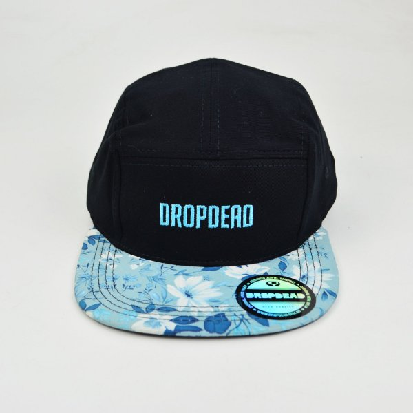 Boné Drop Dead Pocket Field Five Panel