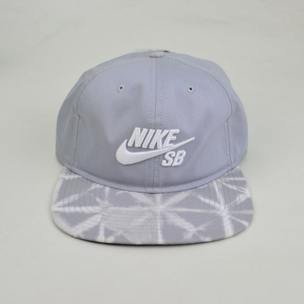 Boné Nike Sb Seazonal Snapback Cinza