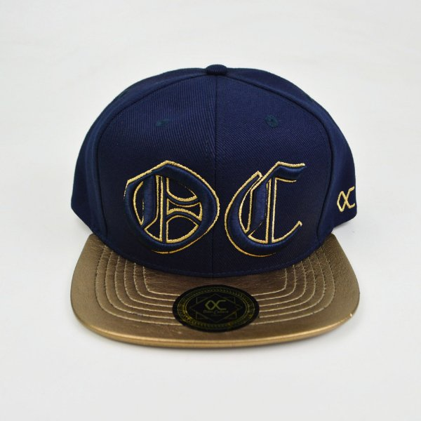 Boné Other Culture Snapback Gold Flag