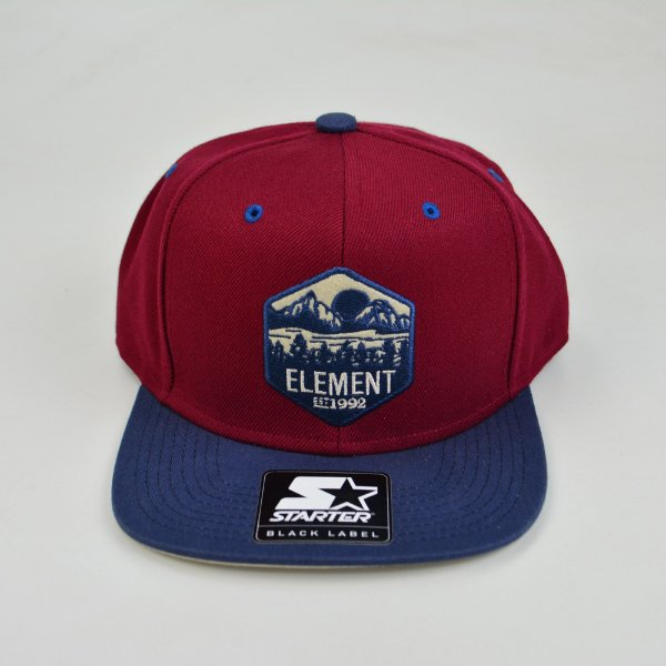 Boné Element Snapback Mountain