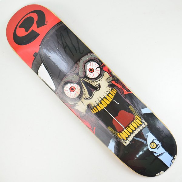 "Shape Skate Drop Dead Skull Tattoo 7,9"""