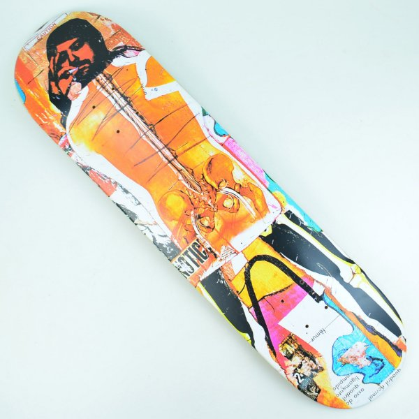 Shape Skate Drop Dead Heat Transfer Sesper 2- 8.0""