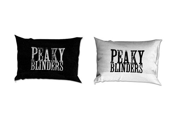 2 Capas de Travesseiros Peaky Blinders