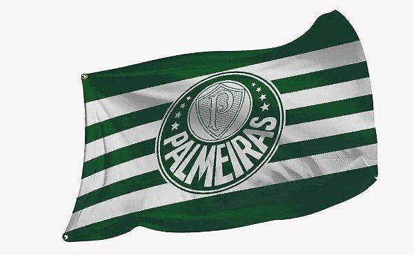 Bandeira do Palmeiras - Diversos Tamanhos - Modelo 2