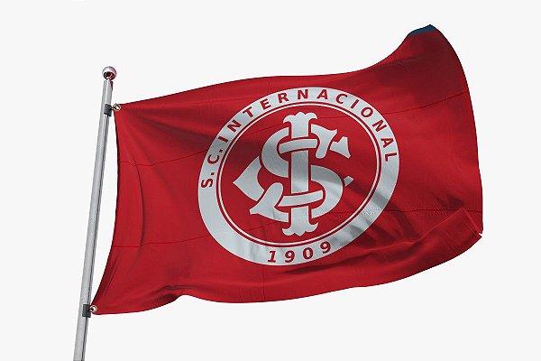 Bandeira do Internacional - Diversos Tamanhos - Modelo 1