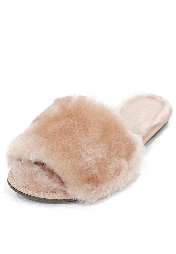 Homewear Slide Dali Shoes Manuela Pelúcia