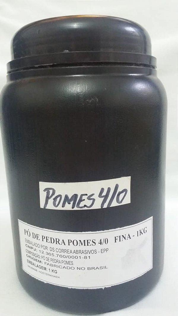 Pó De Pedra Pomes 4/0 1KG - EURO