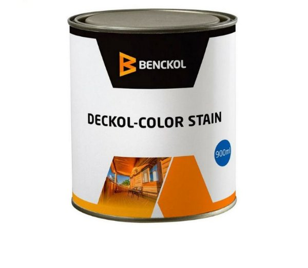 DECKOL - COLOR STAIN TABACO 900ML - BENCKOL