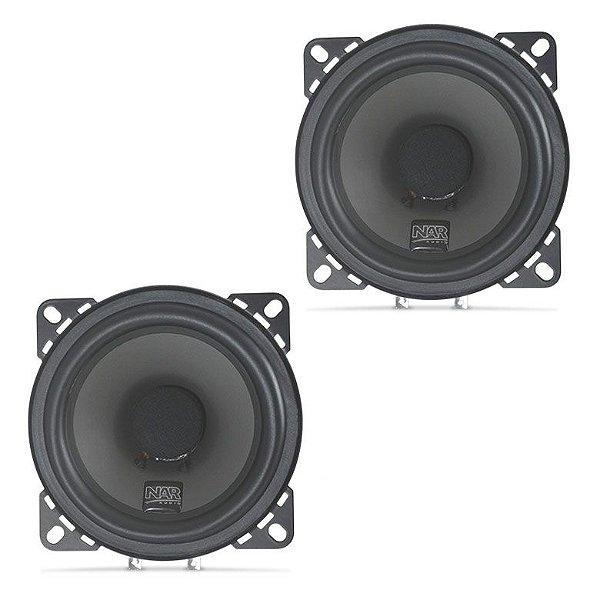 Alto-Falante Mid-bass Nar Audio 400-cw-1 (4 Pols. / 100w Rms)