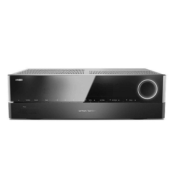 Receiver Harman Kardon AVR-1510s HDMI e ready 3D e 4K
