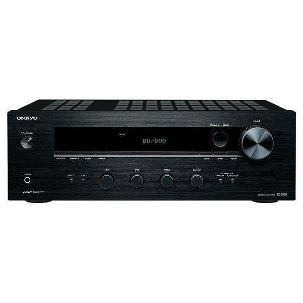 Receiver Onkyo TX-8020 - Estéreo / Entrada Phono