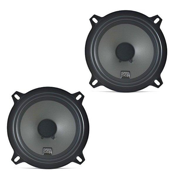 Alto-falante Mid-Bass NAR Audio 525-CW-1 (5 pols. / 100W RMS)