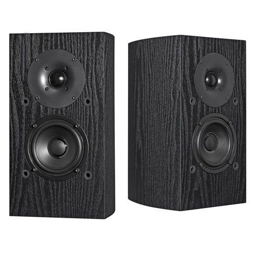 Caixa Acústica Pioneer SP-BS22-LR - Bookshelf - 80W