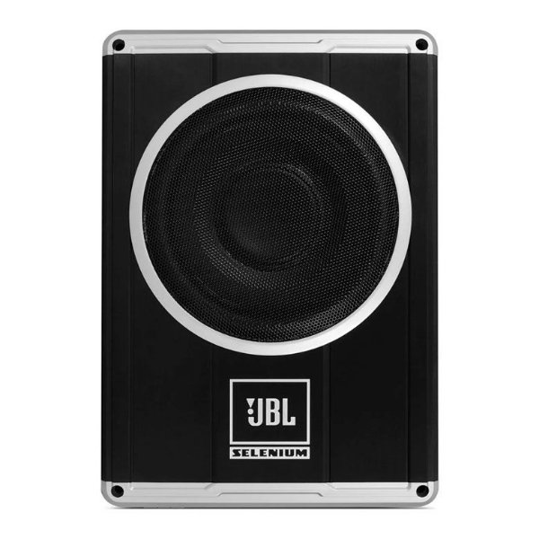 Caixa de Som Amplificada JBL SW8A-S (8 pols. / 100W RMS)