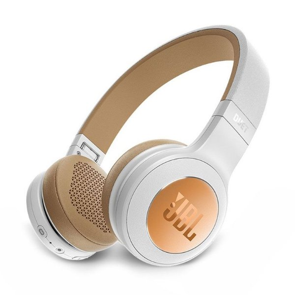 Fone de Ouvido JBL Duet On Ear com Bluetooth - Branco