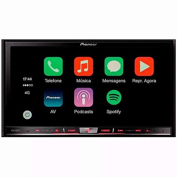 Central Multimídia Pioneer AVIC-F80TV - DVD TV GPS USB MIXTRAX CARPLAY