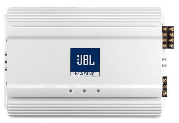 Amplificador JBL MA-6004 (4x 80W / 2x 160W RMS) - 2 Ohms