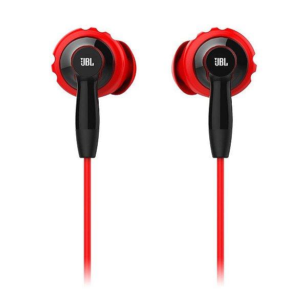 Fone de Ouvido JBL Inspire 300 - Vermelho com Preto