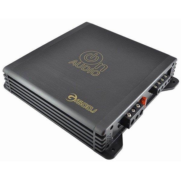 Amplificador On Audio G1500.1 - 1x 505W RMS
