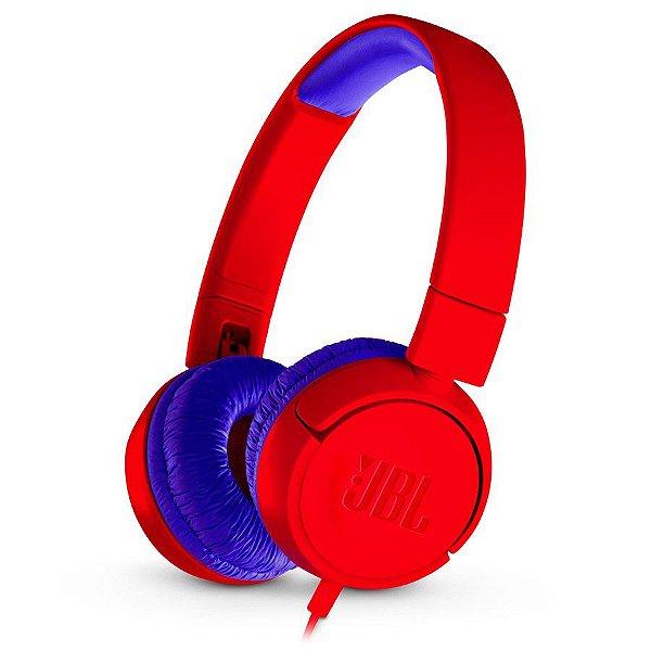 Fone de Ouvido JBL JR-300 - Ideal para crianças