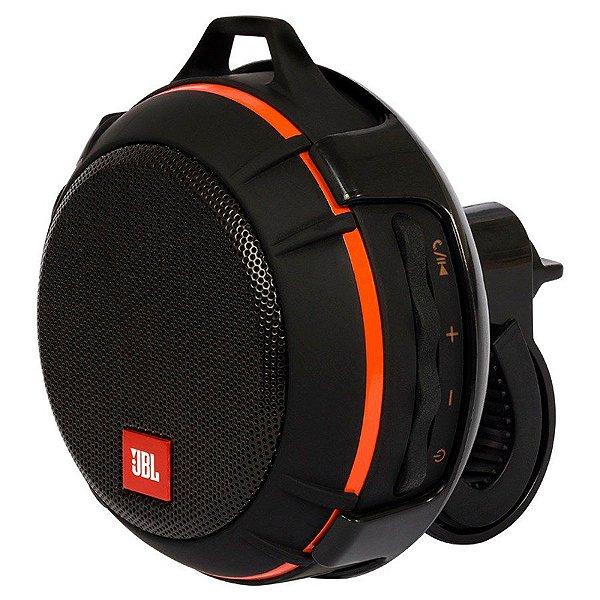 Caixa De Som JBL Wind - Portátil e Resistente Água para Moto e Bike