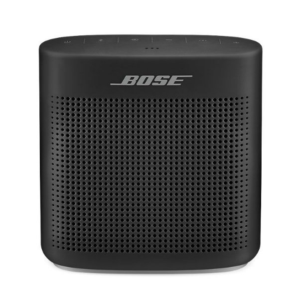 Caixa de Som Bose Soundlink Color II Portátil com Bluetooth - Preto