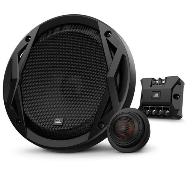 Kit 2 Vias JBL CLUB-6500C (6 pols. / 120W RMS)