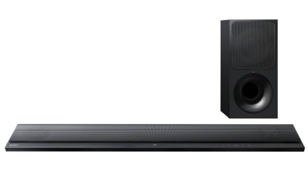 Soundbar Sony HT-CT390 2.1 Canais, Subwoofer, Bluetooth, NFC, Entrada USB e HDMI