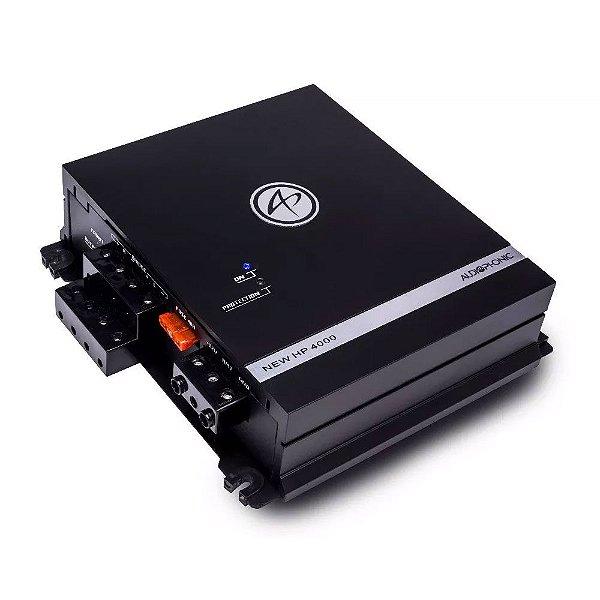 Amplificador Audiophonic NEW HP 4000 (4x 125W / 2x 200W RMS)