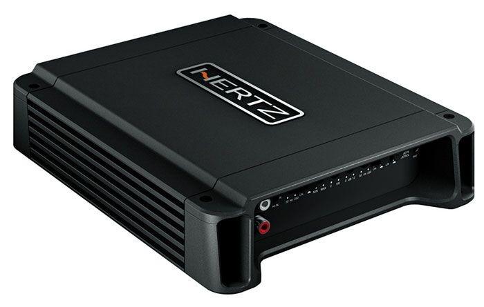 Amplificador Hertz HCP 1D (1x 700W RMS)